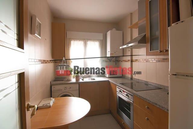 Piso de 2 habitaciones en León ciudad en venta - 83.000 € (Ref: 5947280)