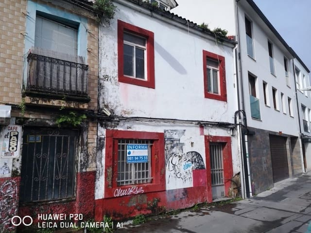 Bungalow til salgs i Ferrol - € 45 000 (Ref: 6009036)