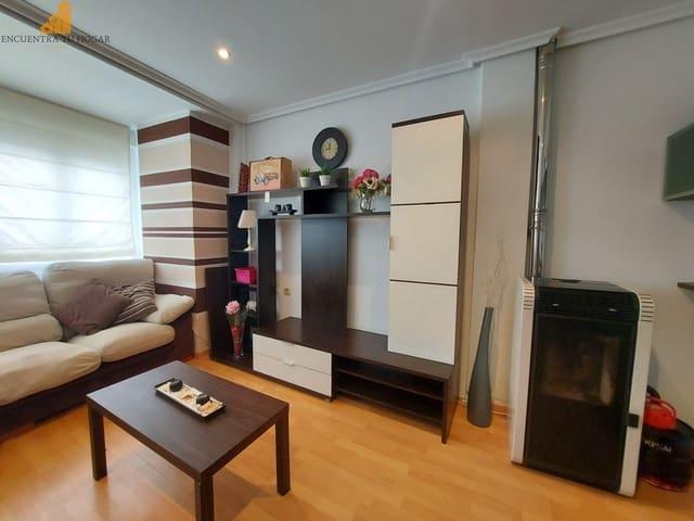 2 chambre Appartement à vendre à Ourense ville - 85 000 € (Ref: 6020342)