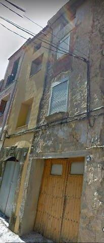 Casa de 3 habitaciones en Fabara en venta - 33.630 € (Ref: 6051786)