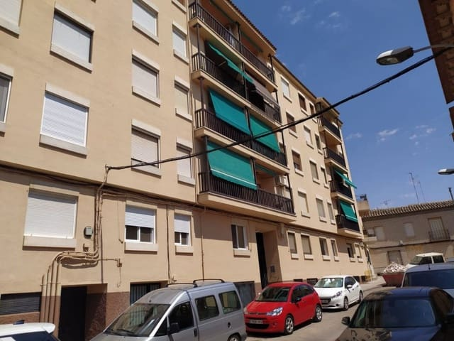 3 bedroom Flat for sale in Campo de Criptana - € 63,000 (Ref: 6052094)