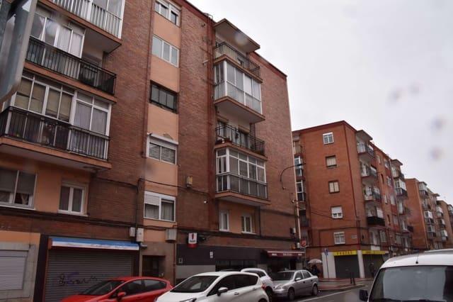 3 makuuhuone Asunto myytävänä paikassa Valladolid kaupunki - 34 800 € (Ref: 6108661)