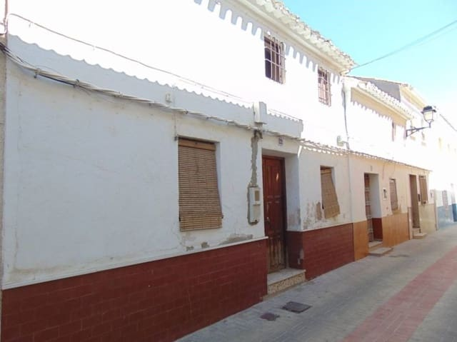 2 soveværelse Rækkehus til salg i Loja - € 26.000 (Ref: 6251289)