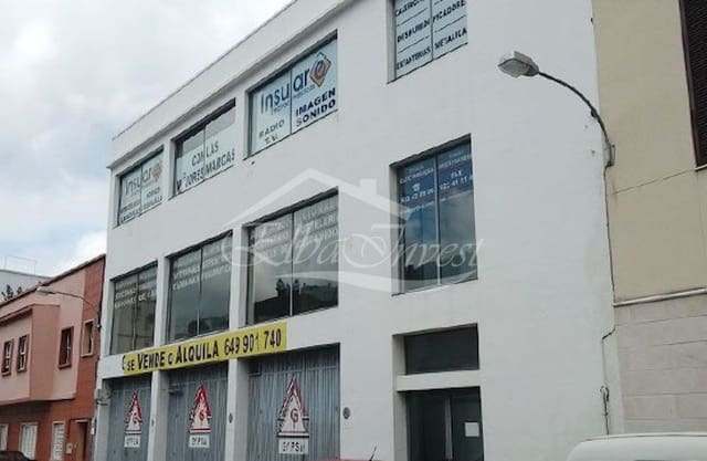 Commercial for sale in Santa Cruz de la Palma - € 500,000 (Ref: 5802764)