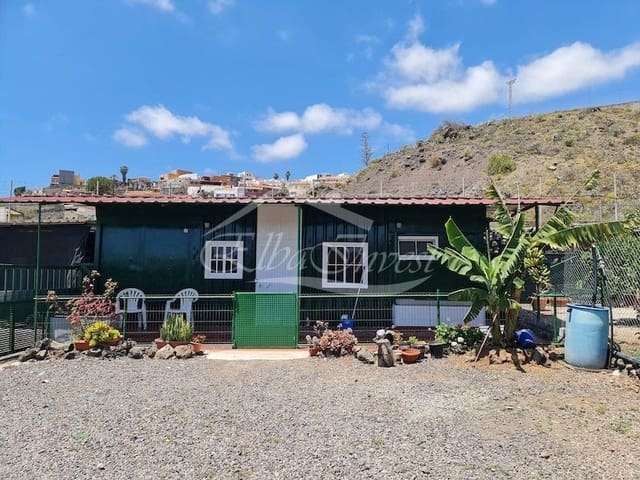 2 soveværelse Villa til leje i Guia de Isora med garage - € 450 (Ref: 6061101)