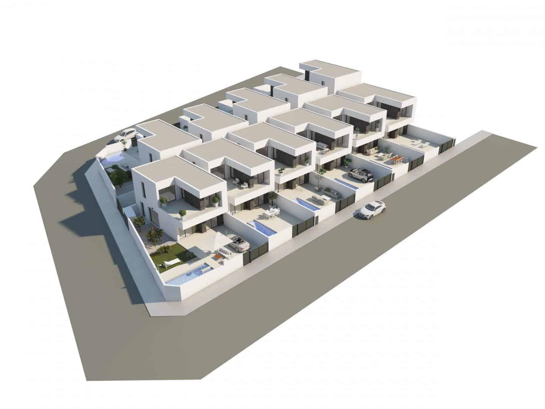 Chalet de 3 habitaciones en Benijófar en venta - 249.900 € (Ref: 4659928)