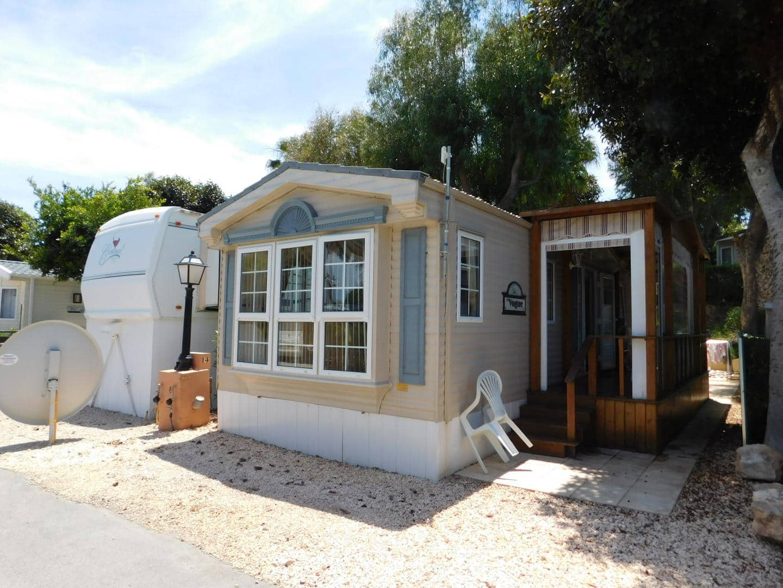 2 sypialnia Domek mobilny na sprzedaż w San Miguel de Salinas z basenem - 35 000 € (Ref: 5619712)