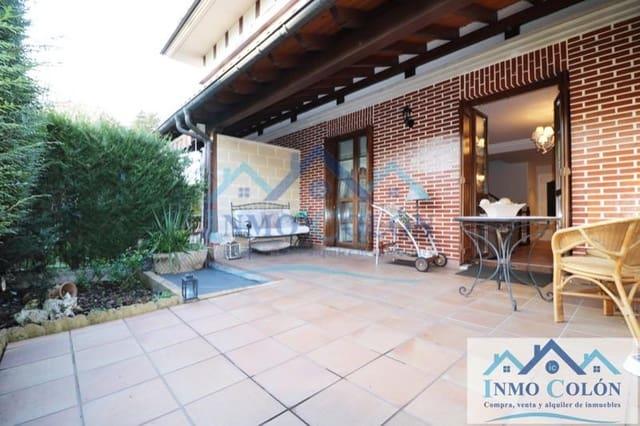 5 chambre Villa/Maison à vendre à Irun avec garage - 520 000 € (Ref: 4505291)