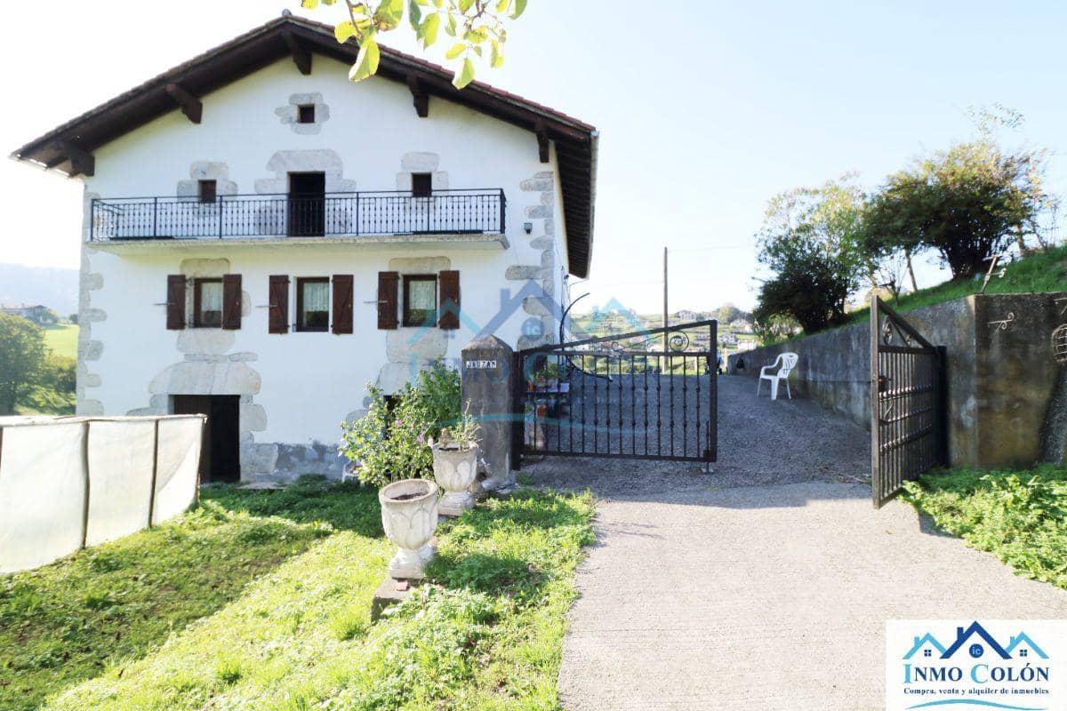 4 soverom Villa til salgs i Igantzi med garasje - € 310 000 (Ref: 5524013)