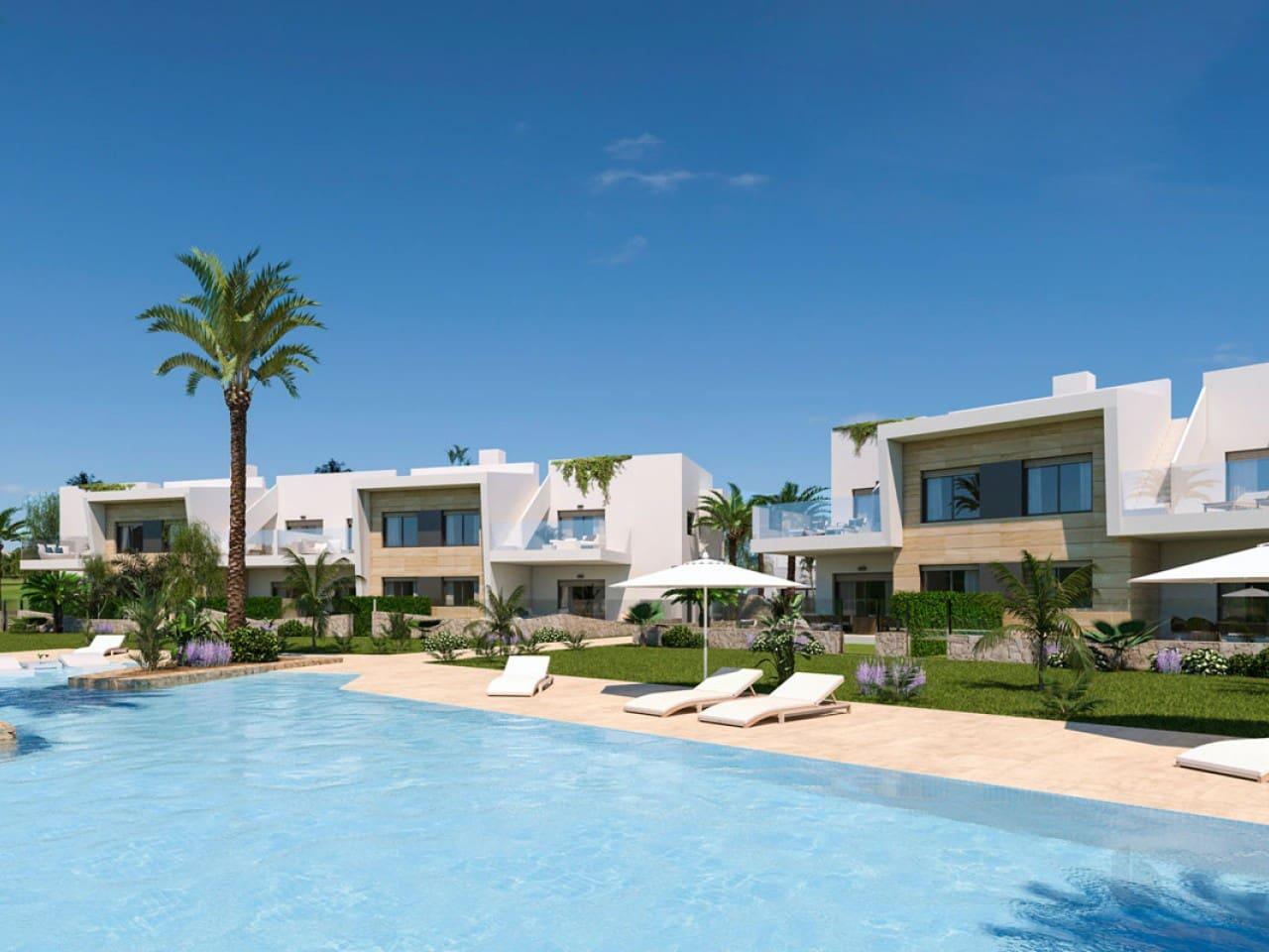 Adosado de 3 habitaciones en Pilar de la Horadada en venta con piscina - 189.900 € (Ref: 4982759)