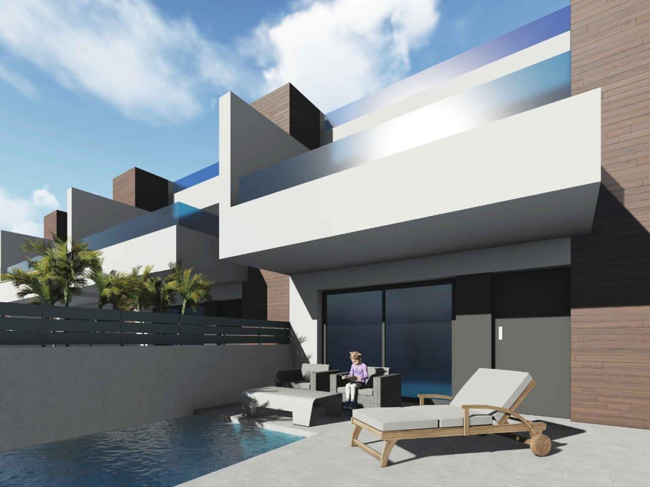 Casa de 3 habitaciones en Benijófar en venta con piscina - 225.000 € (Ref: 4982828)