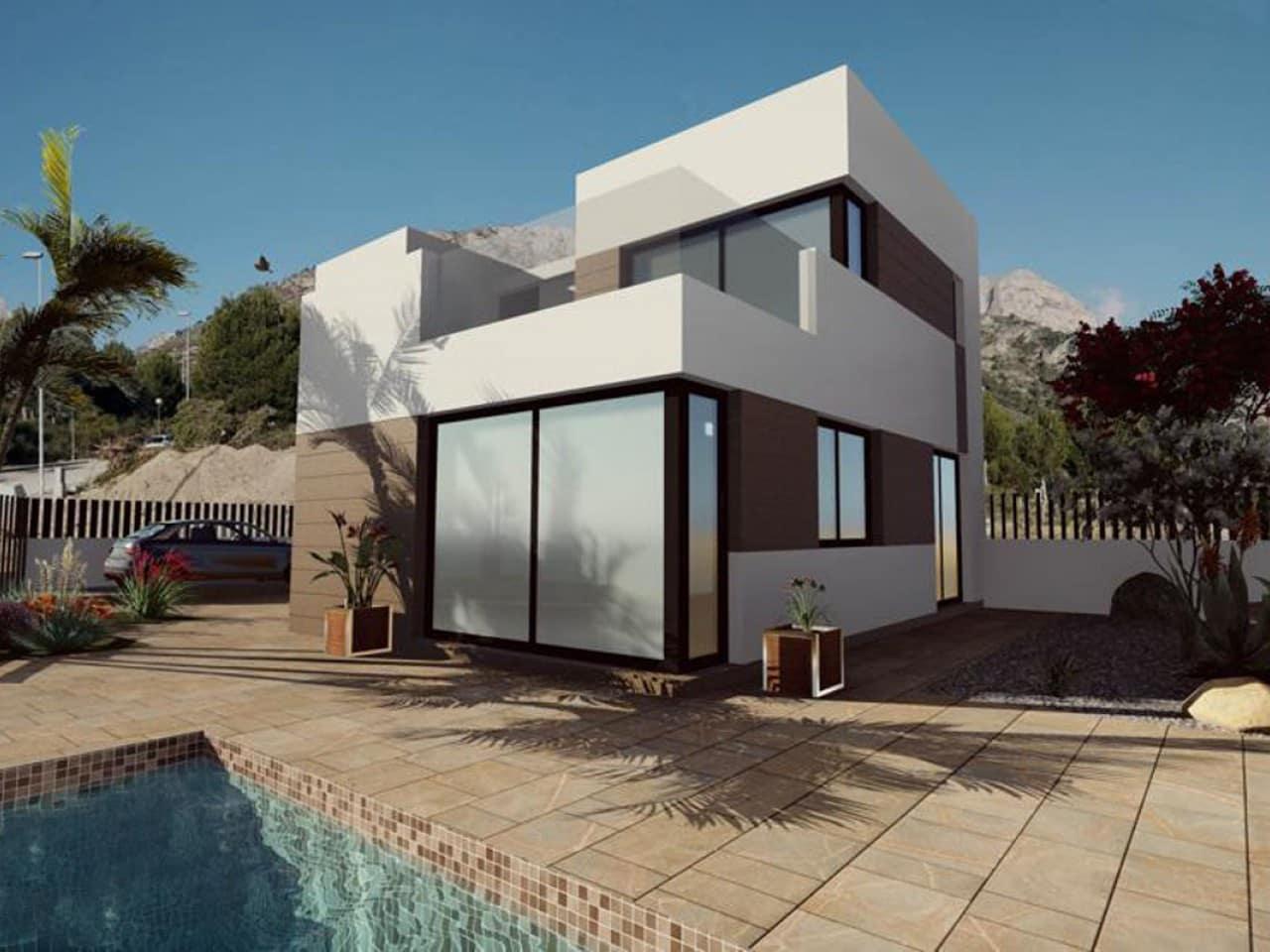 Chalet de 4 habitaciones en Polop en venta - 360.000 € (Ref: 4982977)