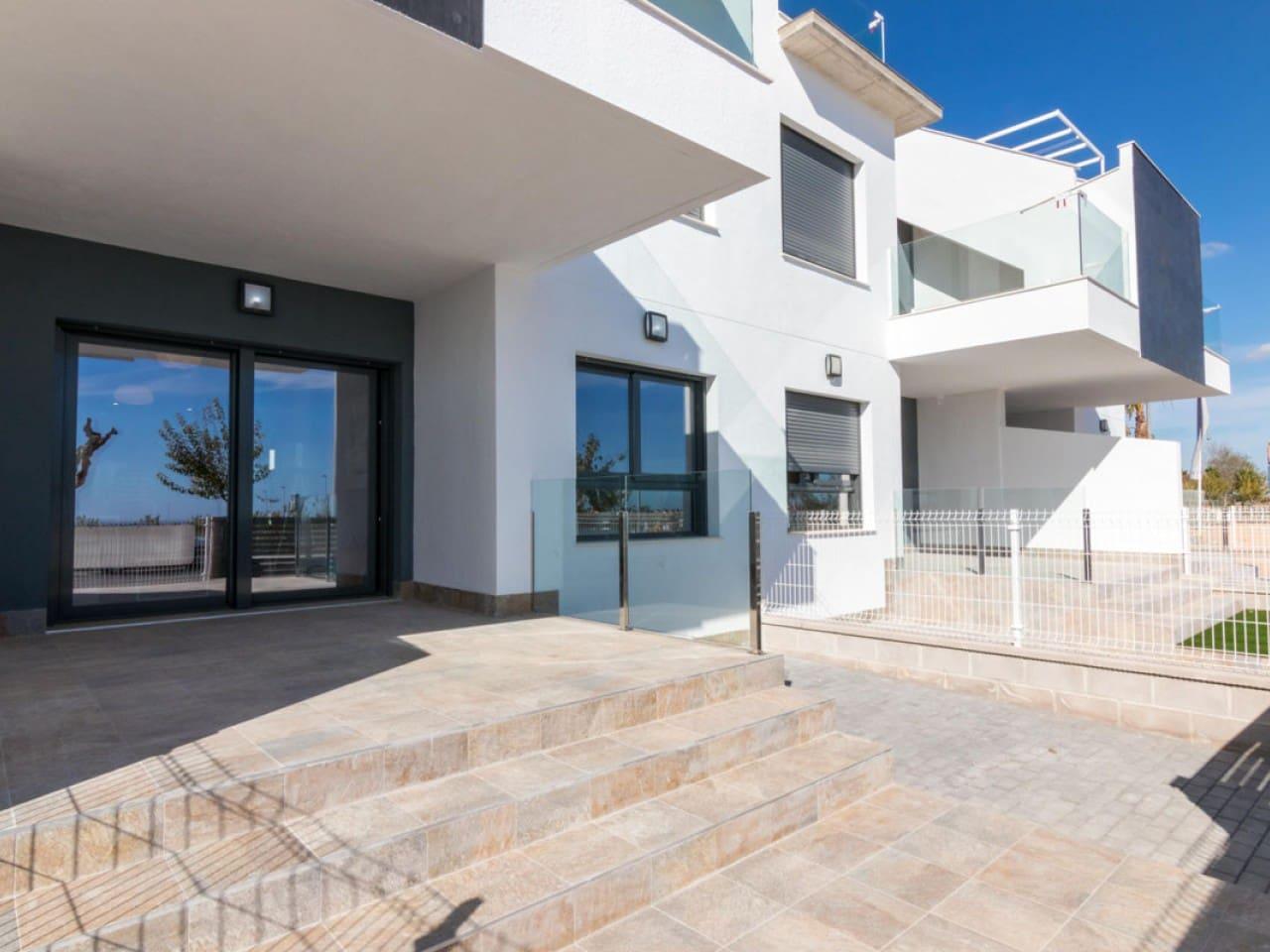 Adosado de 2 habitaciones en Pilar de la Horadada en venta con piscina - 169.900 € (Ref: 4984273)