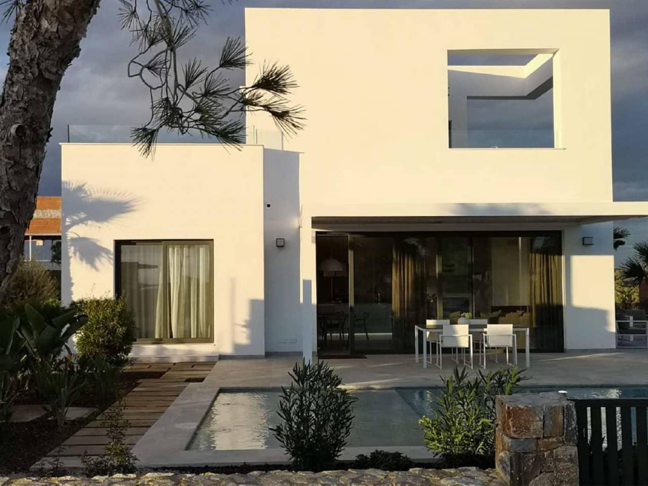 Chalet de 3 habitaciones en Las Colinas Golf en venta con piscina - 469.000 € (Ref: 5017082)