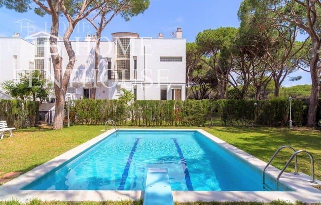 5 sypialnia Dom szeregowy na sprzedaż w Gava z basenem garażem - 890 000 € (Ref: 5708495)
