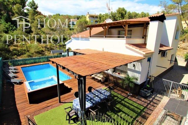 5 bedroom Villa for sale in Olivella with pool garage - € 580,000 (Ref: 6159606)
