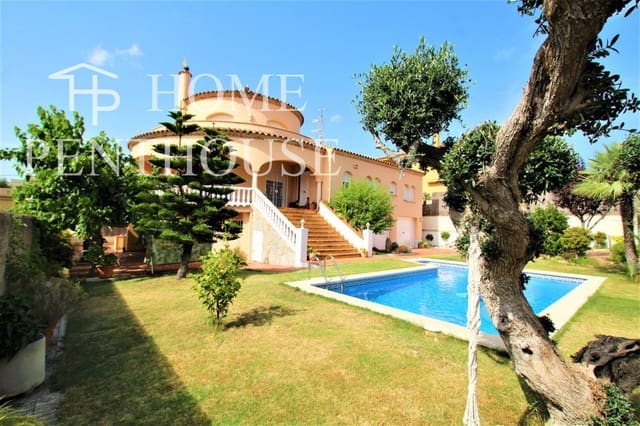 5 bedroom Villa for sale in Sant Pere de Ribes with pool garage - € 590,000 (Ref: 6206031)