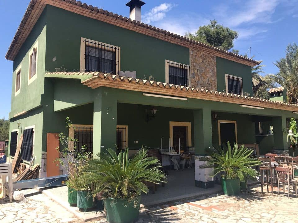 6 bedroom Finca/Country House for sale in Xativa - € 175,000 (Ref: 6118589)