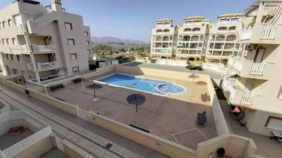 2 bedroom Apartment for sale in Mar de Cristal with pool - € 75,000 (Ref: 5124713)