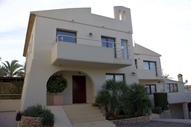3 quarto Moradia para venda em Albir com piscina garagem - 490 000 € (Ref: 5937339)