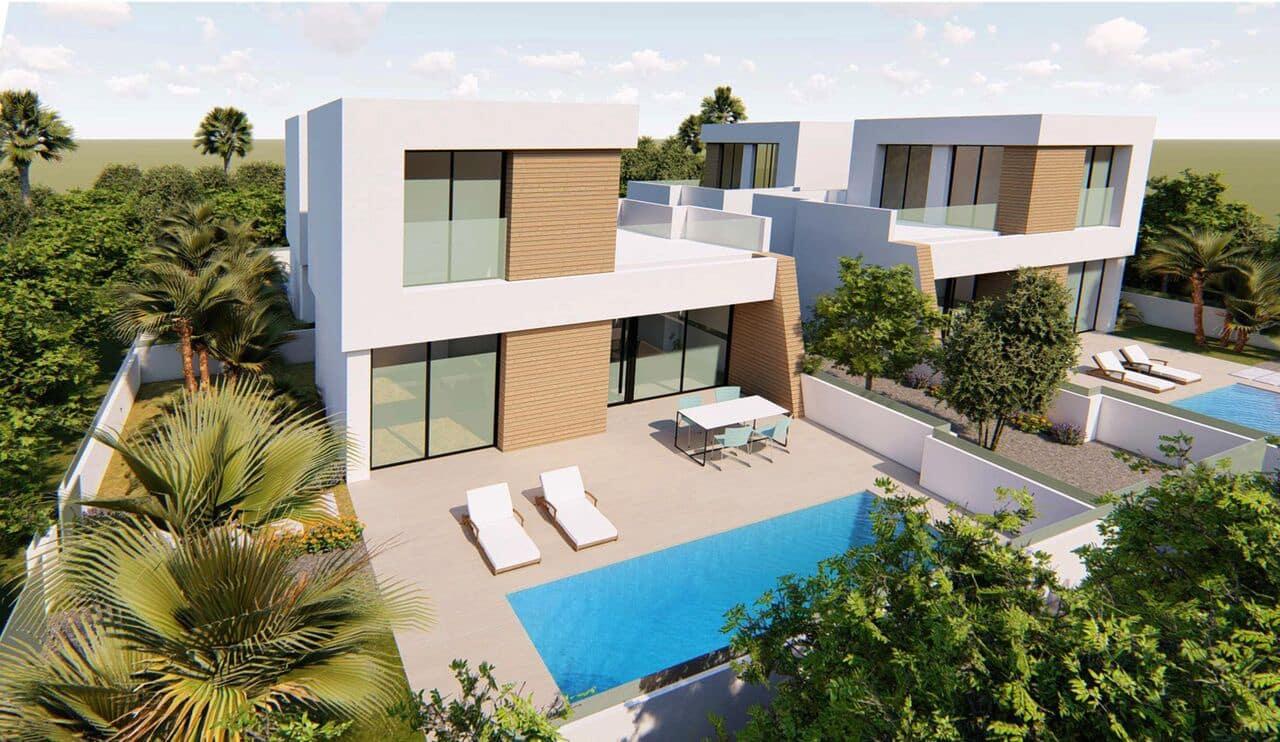 Chalet de 3 habitaciones en Benijófar en venta con piscina - 269.900 € (Ref: 4465510)