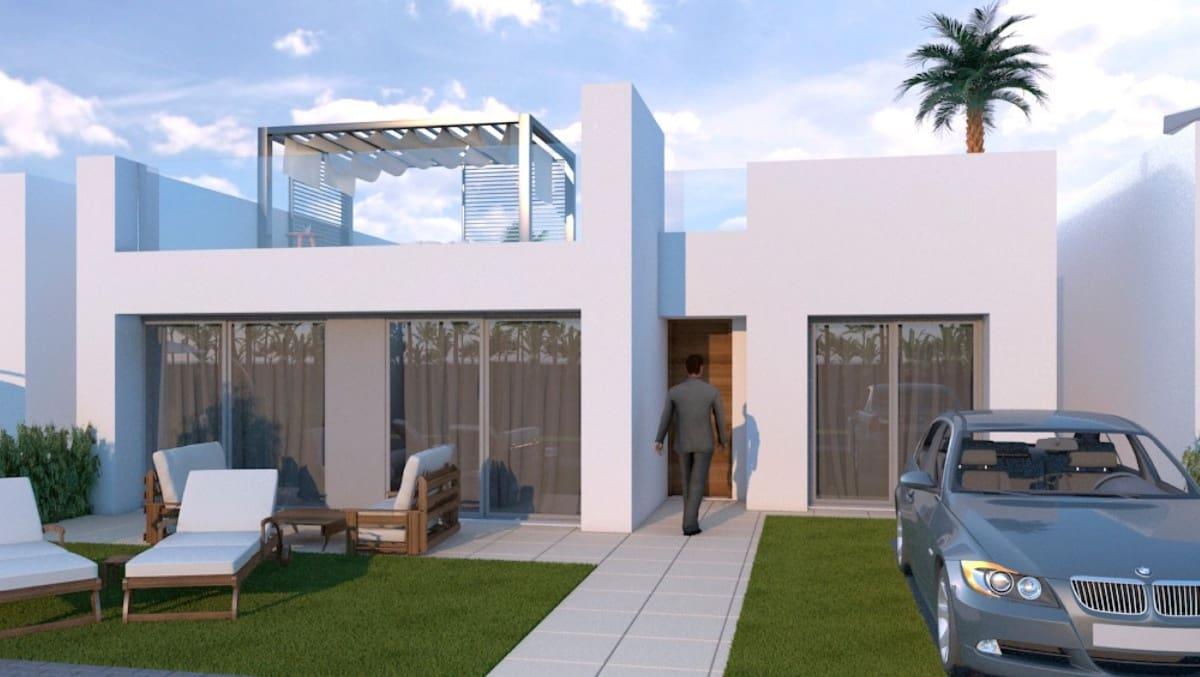 Chalet de 3 habitaciones en Pilar de la Horadada en venta con piscina - 226.900 € (Ref: 4556940)