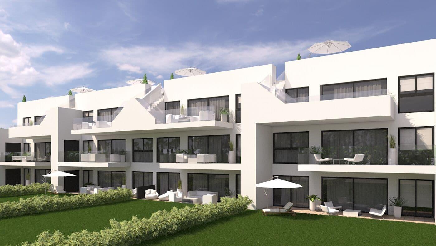 Apartamento de 2 habitaciones en Pilar de la Horadada en venta con piscina - 179.900 € (Ref: 4556943)