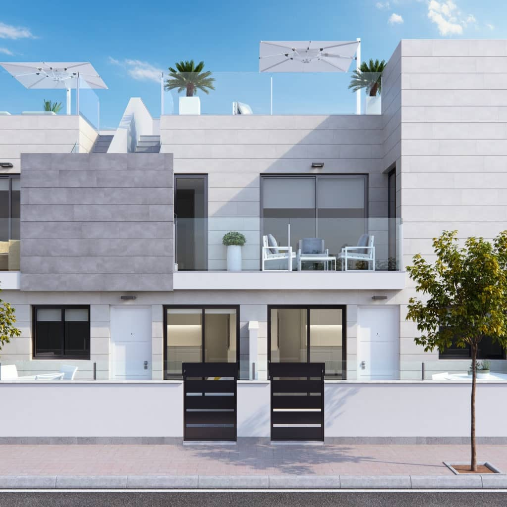 Apartamento de 2 habitaciones en Pilar de la Horadada en venta - 130.560 € (Ref: 4564901)