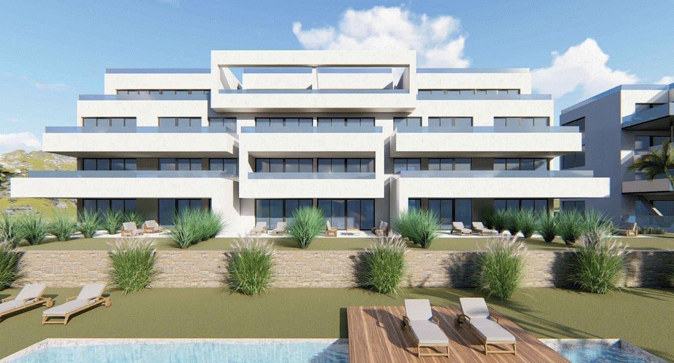 Apartamento de 3 habitaciones en Las Colinas Golf en venta con piscina - 295.000 € (Ref: 4972208)