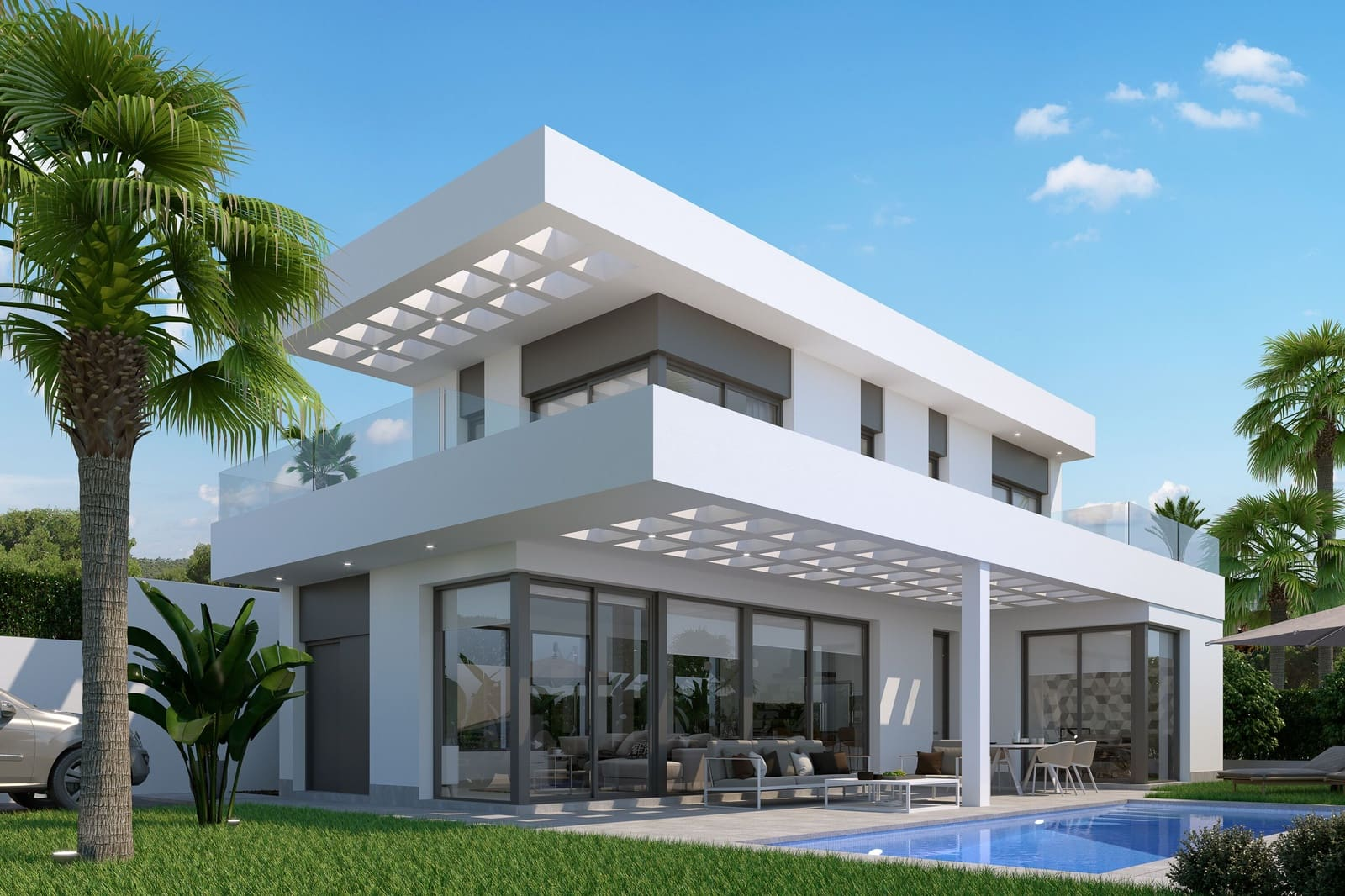 3 bedroom Villa for sale in Cala de Finestrat with pool - € 634,000 (Ref: 5071855)