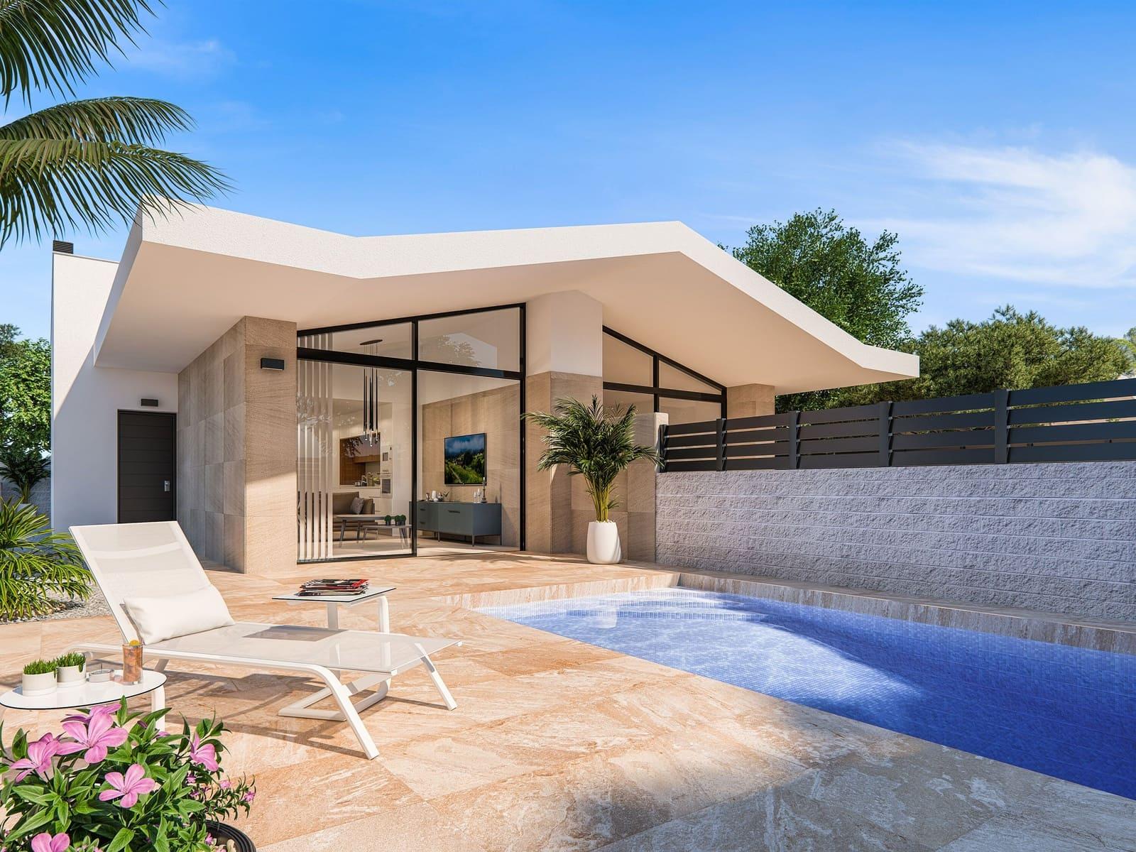 Chalet de 2 habitaciones en Benijófar en venta con piscina - 209.900 € (Ref: 5085690)