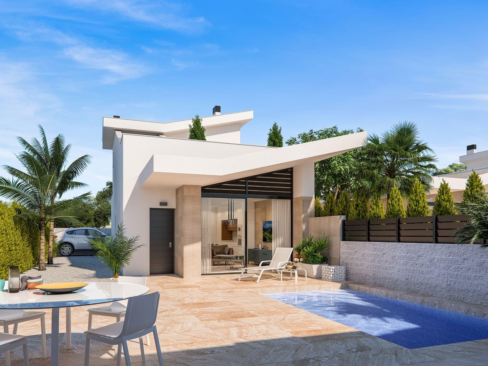 Chalet de 3 habitaciones en Benijófar en venta con piscina - 274.900 € (Ref: 5085691)