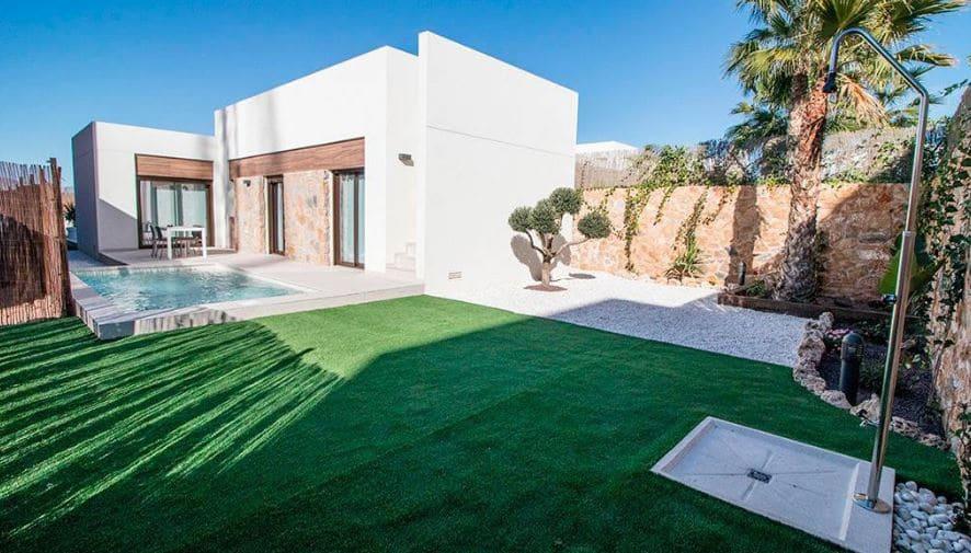 3 bedroom Villa for sale in Algorfa with pool - € 279,000 (Ref: 5129718)