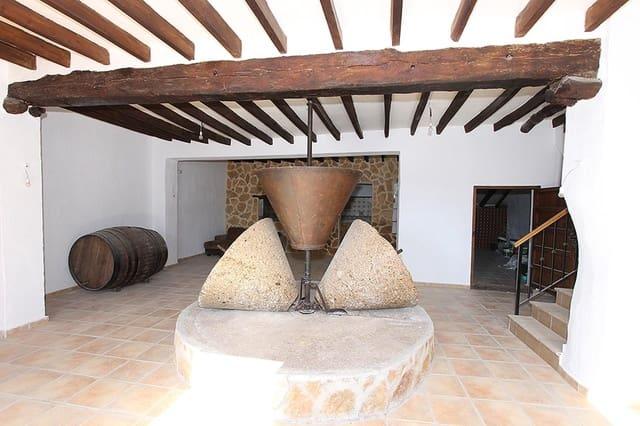 4 soveværelse Villa til salg i Abanilla - € 159.000 (Ref: 5948419)