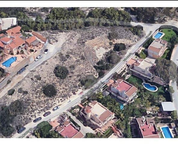 Tontti myytävänä paikassa El Campello - 145 000 € (Ref: 6215713)