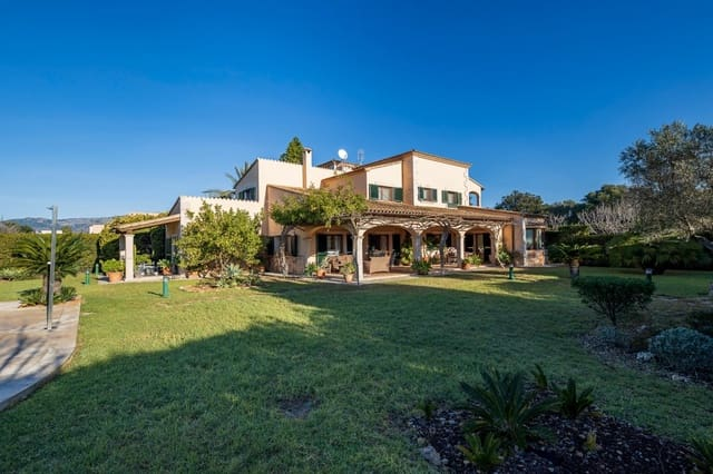 3 bedroom Villa for sale in Marratxi with pool - € 995,000 (Ref: 6190282)