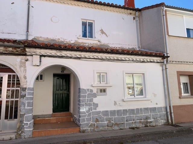 3 soverom Rekkehus til salgs i Barruelo de Santullan - € 36 000 (Ref: 4688049)