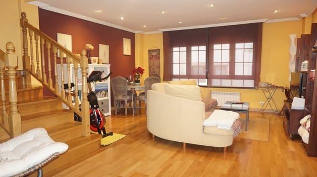 3 Zimmer Wohnung zu verkaufen in Aguilar de Campoo mit Garage - 235.000 € (Ref: 4688053)