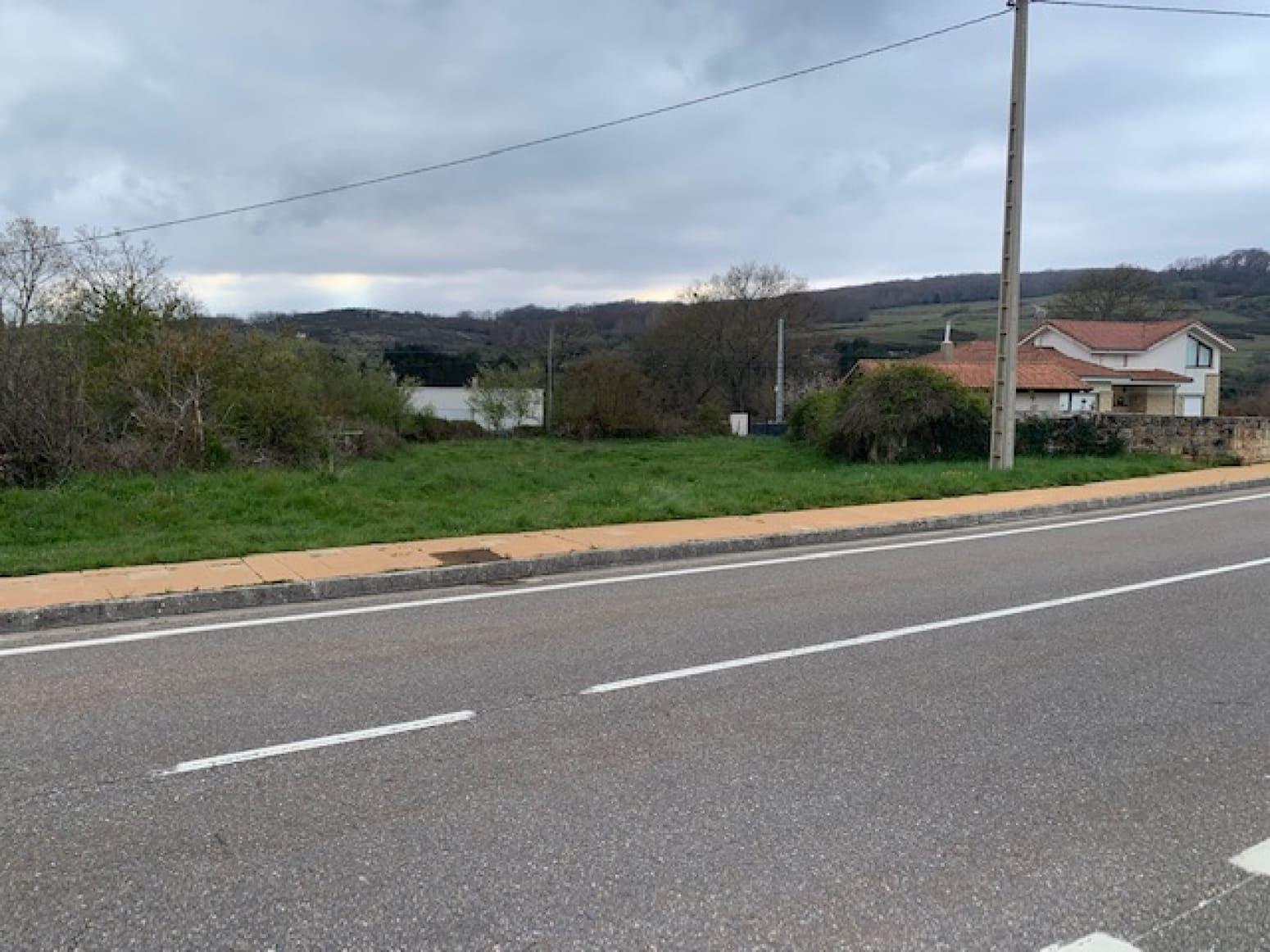 Byggetomt til salgs i Aguilar de Campoo - € 22 000 (Ref: 4688054)