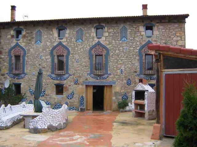 8 sovrum Radhus till salu i Valle de Valdebezana - 486 000 € (Ref: 4688148)