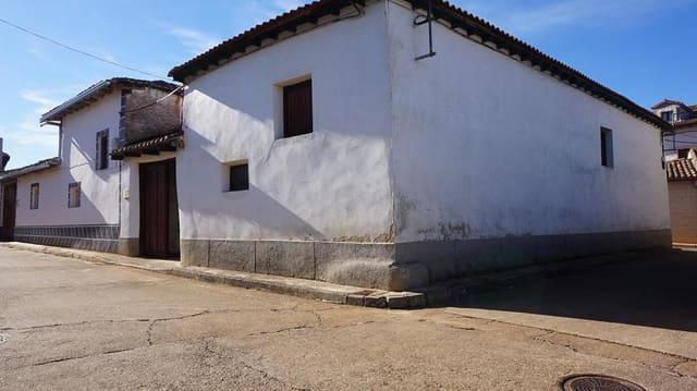 3 sypialnia Dom szeregowy na sprzedaż w Dehesa de Romanos - 45 000 € (Ref: 4688165)