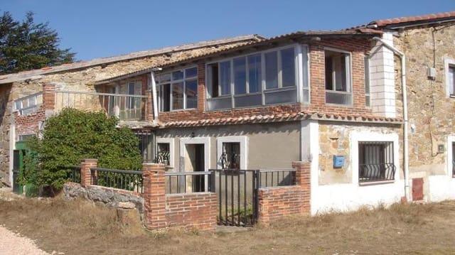 3 sovrum Villa till salu i Valle de Valdebezana - 96 000 € (Ref: 4688195)
