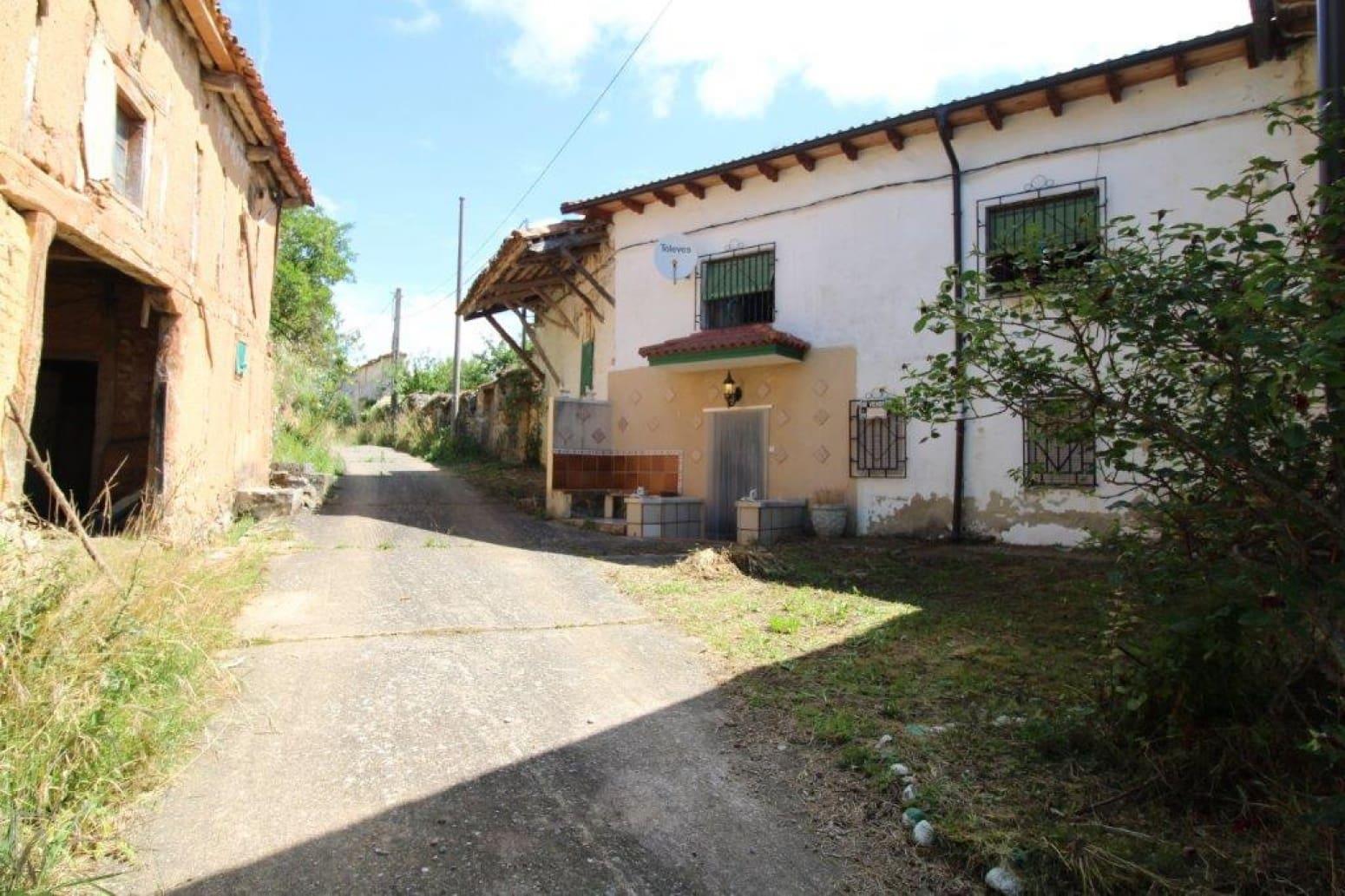 3 sovrum Radhus till salu i Rebolledo de la Torre med garage - 72 000 € (Ref: 4688362)