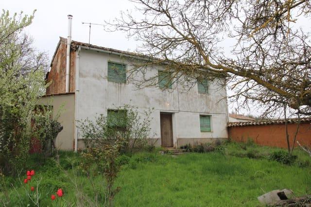 5 sypialnia Dom szeregowy na sprzedaż w Olmos de Ojeda z garażem - 70 000 € (Ref: 4852541)