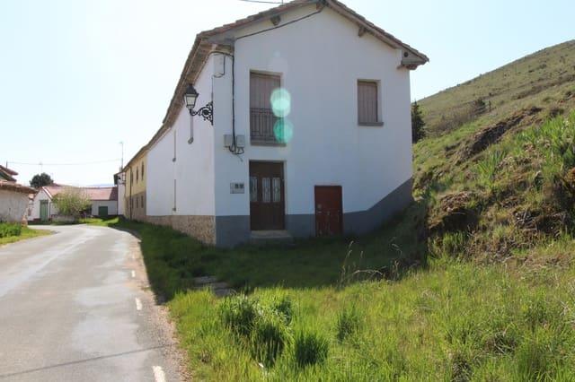 4 chambre Villa/Maison Mitoyenne à vendre à Rebolledo de la Torre - 58 000 € (Ref: 4852553)