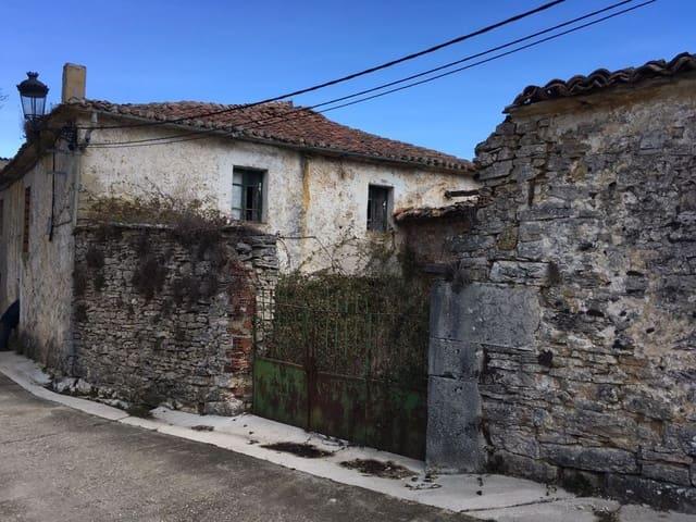 4 sypialnia Dom szeregowy na sprzedaż w Valle de Valdelucio - 9 000 € (Ref: 4852559)
