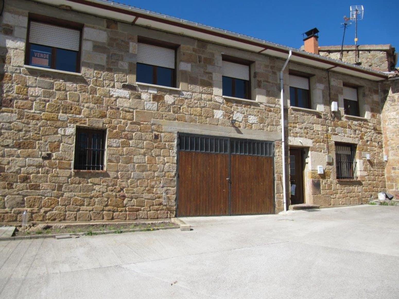 6 sovrum Radhus till salu i Pomar de Valdivia med garage - 110 000 € (Ref: 4852569)