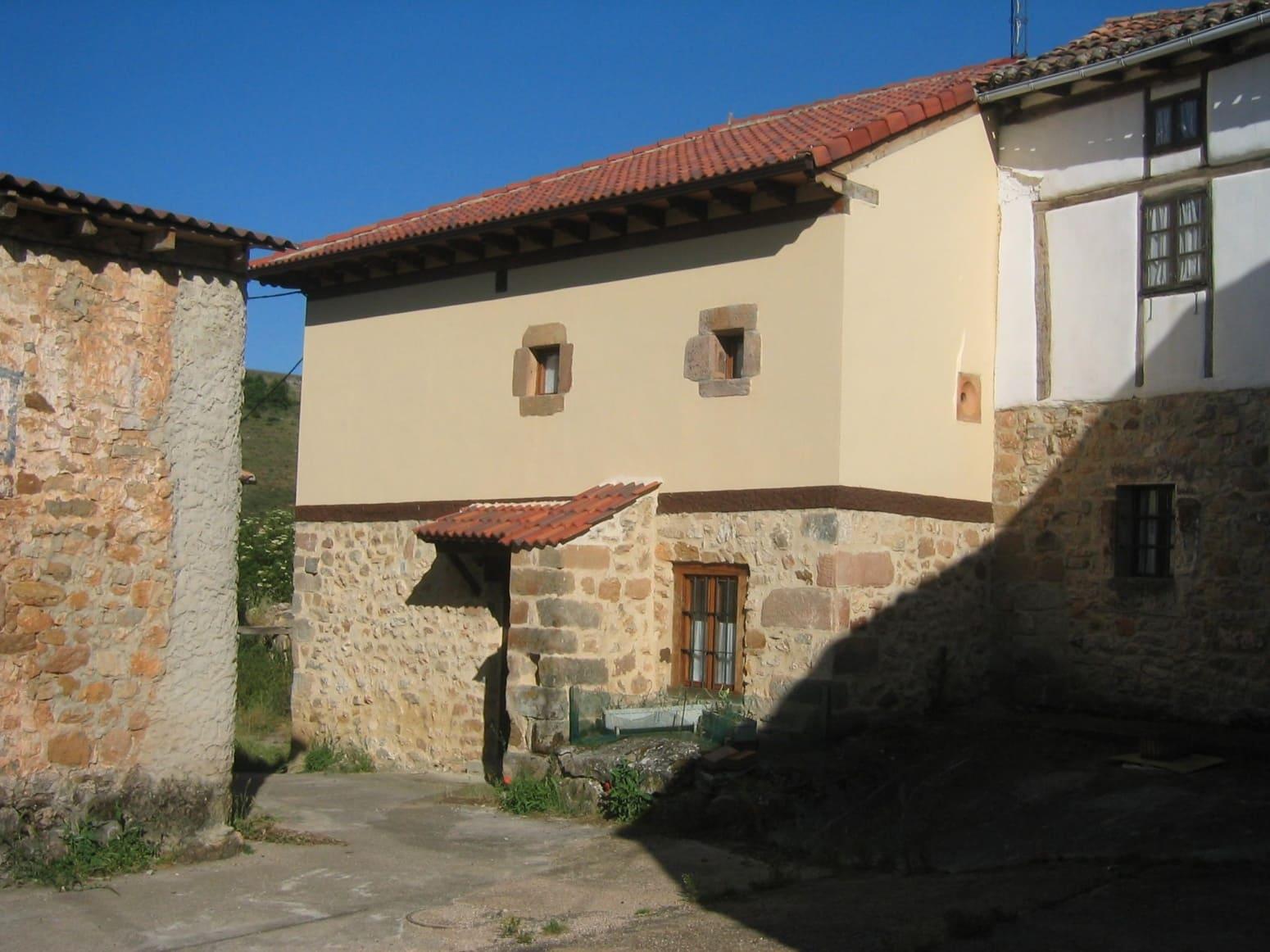 2 sypialnia Dom szeregowy na sprzedaż w Aguilar de Campoo - 150 000 € (Ref: 4852633)