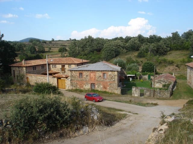 Byggetomt til salgs i Aguilar de Campoo - € 8 800 (Ref: 4852634)
