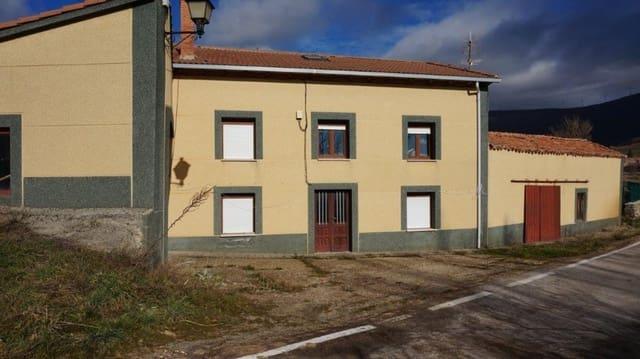 4 soveværelse Rækkehus til salg i Collazos de Boedo med garage - € 109.000 (Ref: 5043826)